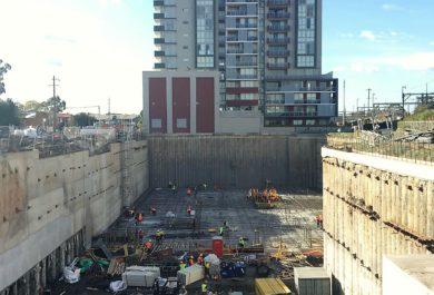 concrete formwork sydney
