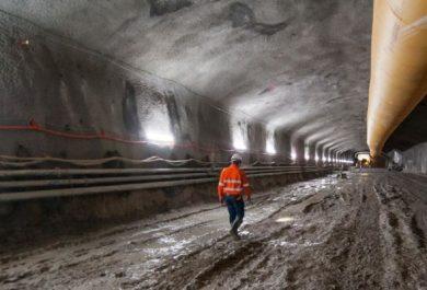 Westconnex concreting
