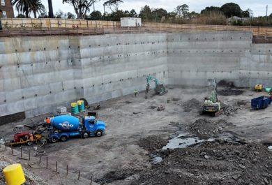 concrete piles sydney