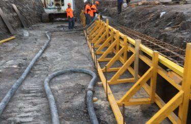 concrete line pumping