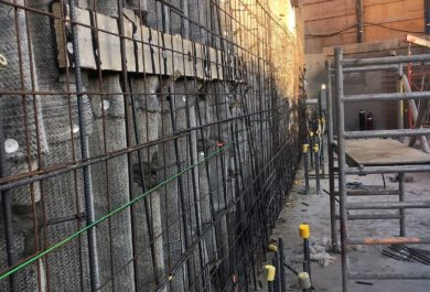 steel piles sydney
